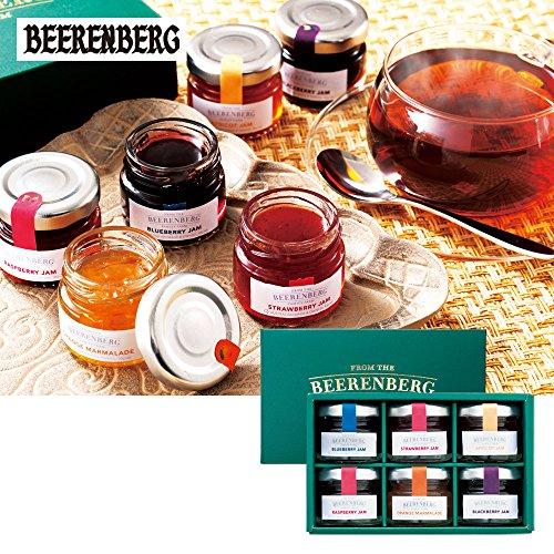 ビアレンバーグ(BEERENBERG) ミニ ジャム 6瓶セット 【オーストラリア おみやげ(お土産) 輸入調味料、ジャム】