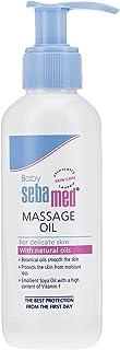 Sebamed Baby Massage Oil 150ml, 4103040915313