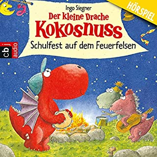 Schulfest auf dem Feuerfelsen Titelbild