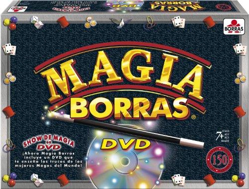 Educa Borrs 12965 - Magia Borras 150 Trucos DVD