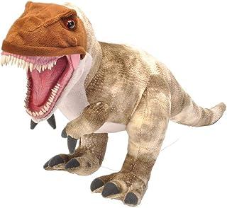 Wild Republic, T-Rex Plush, Stuffed Animal, Plush Toy, Gifts for Kids, Predator, 21 inches