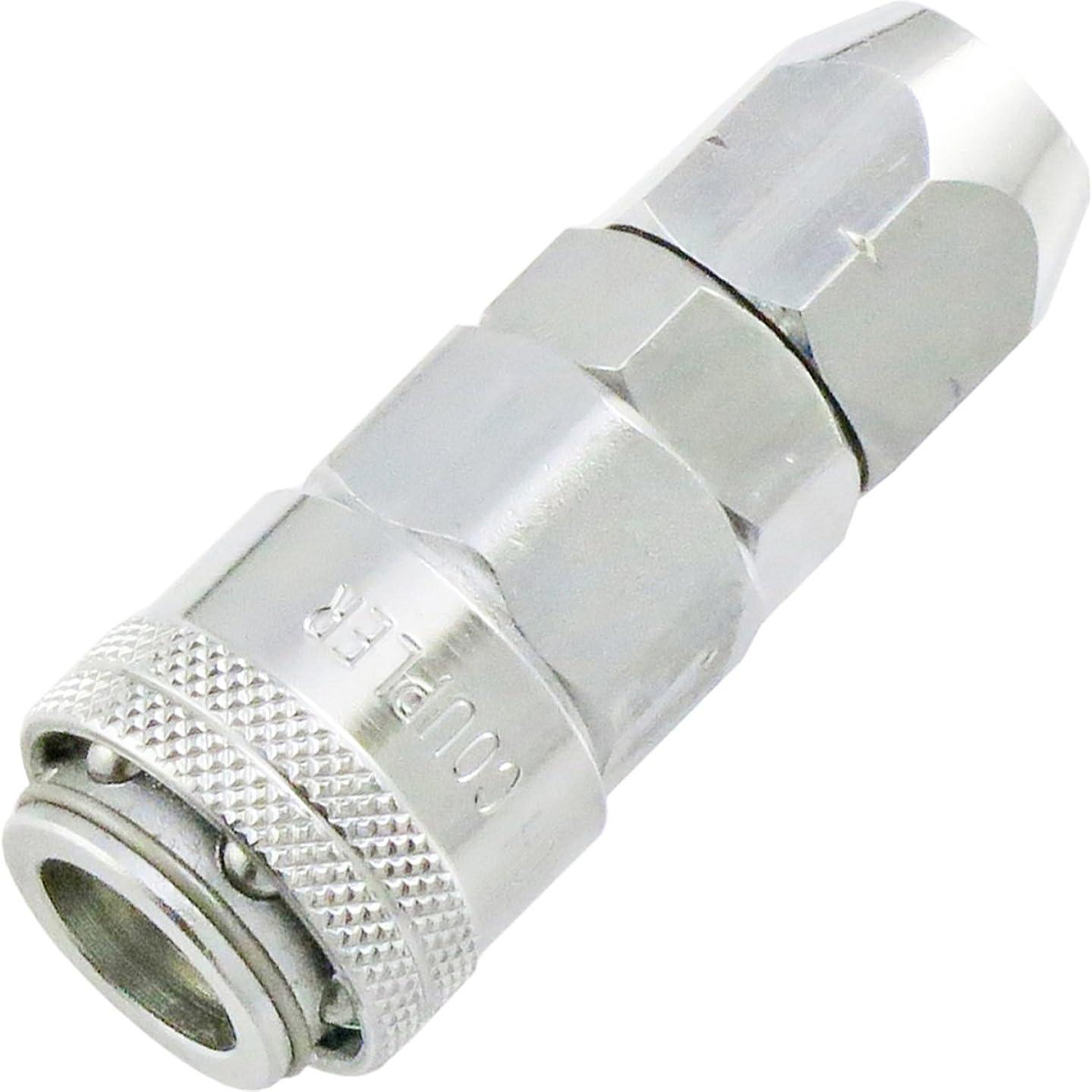 バンドル助手ペンフレンドSUN UP ウレタンホース用ソケット SN-23 適合ホース:内径φ8.5mm×外径φ12.5mm 1個