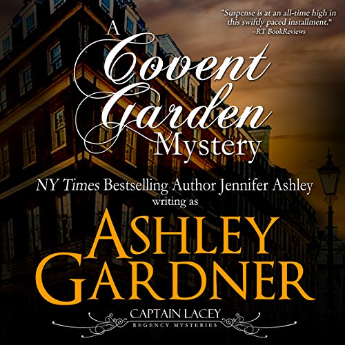A Covent Garden Mystery audiobook cover art