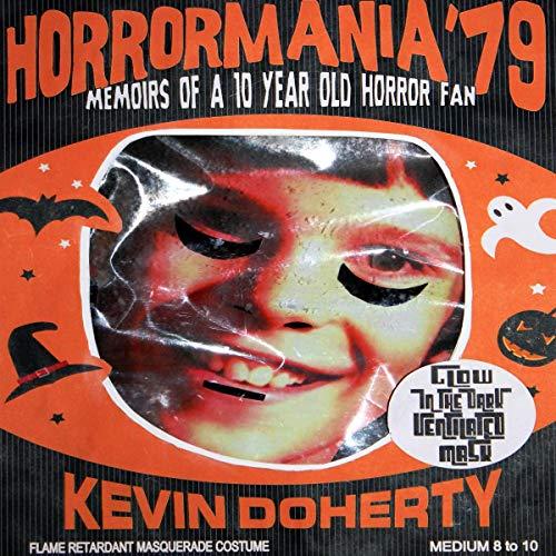 Horrormania '79: Memoirs of a Ten Year Old Horror Fan audiobook cover art