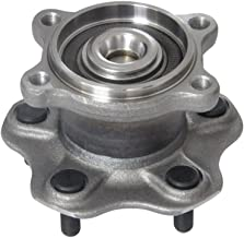 DRIVESTAR 512201 1 Rear 5 Lug Wheel Hub & Bearing for Nissan Altima Maxima Quest w/ABS