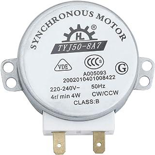 LGelectronics Motor Giratorio microondas LG 6549W1S017A GM-16-2F302 21V 180mA 3W 50//60HZ 2.5//3 RPM
