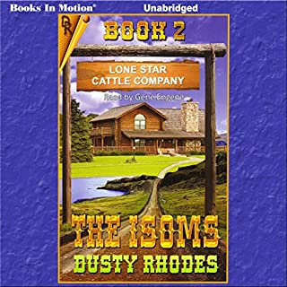 The Isoms, Book 2 audiobook cover art
