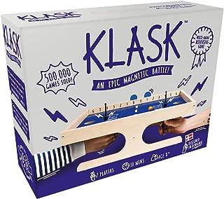 KLASK: The Magnetic Game of Skill