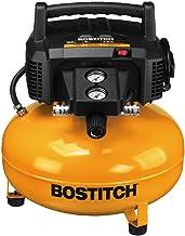 BOSTITCH U/BTFP02012 6 gallon Pancake Compressor (Renewed)