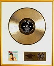 Elvis Presley Clambake Soundtrack LP Gold Non RIAA Record Award RCA Records