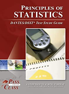 Principles of Statistics DANTES/DSST Test Study Guide