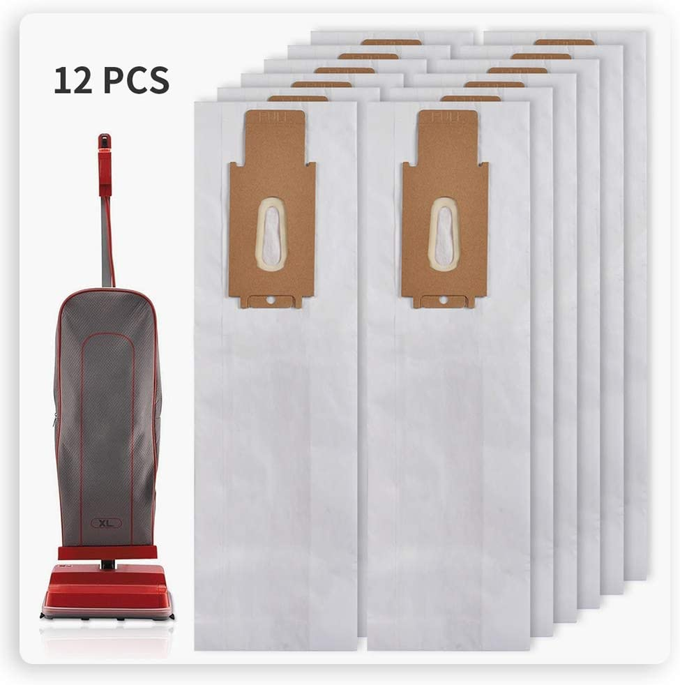 KEEPOW Replacement Vacuum Bags Compatible with Oreck XL Upright Vacuum (Pack of 12) -