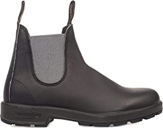 Luxury Fashion | Blundstone Men BCCAL01520577888 Grey Leather Ankle Boots | Spring-summer 20