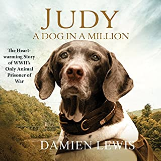 Judy: A Dog in a Million cover art