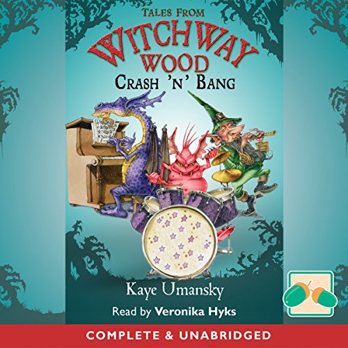 Tales from Witchway Wood cover art