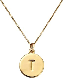 Kate Spade Pendants T Pendant Necklace