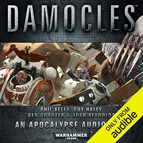 Damocles: Warhammer 40,000 audiobook cover art