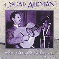 Swing Guitar Masterpieces 1938-1957 by OSCAR ALEMAN (1998-02-17)