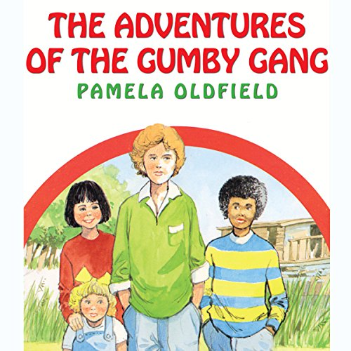 The Adventures of the Gumby Gang cover art
