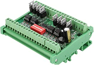8-Channel Level Converter Module 10MHZ NPN/PNP to NPN 5V/24V SquareWave Signal Conversion Module Level Converter Module