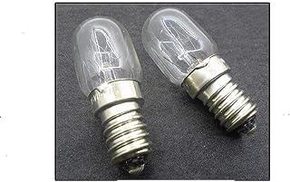 NGOSEW 2 Screw in Light Bulb for Bernnina 1008 Pffaff 1008#KGCW-110V