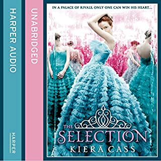The Selection                   By:                                                                                                                                 Kiera Cass                               Narrated by:                                                                                                                                 Amy Rubinate                      Length: 8 hrs and 7 mins     98 ratings     Overall 4.3