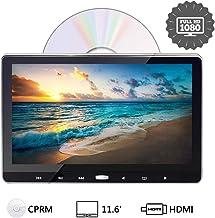 2020 Reproductor de DVD para Reposacabeza de Coche 11.6