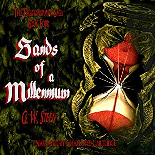 Sands of a Millennium audiobook cover art