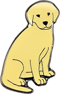 Blue Bug Gifts - Spilla a forma di cane, 10animali diversi, Acciaio inossidabile, colore: Chien Golden Retriever, co...