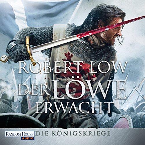Der Löwe erwacht (Die Königskriege 1) audiobook cover art