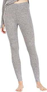 Warm Essentials Women's Sweater Knit Thermal Leggings - Marled - XLarge