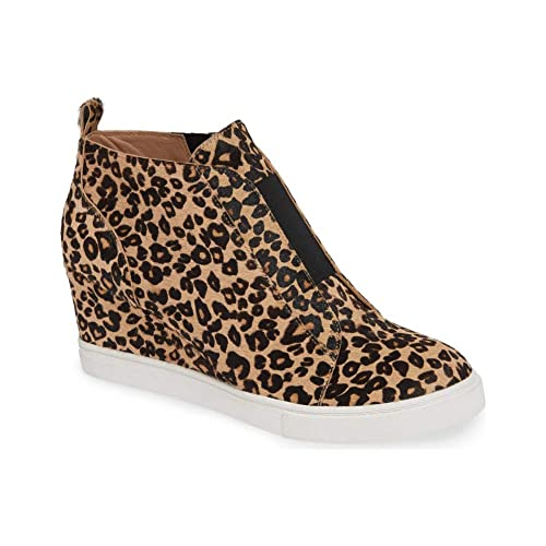 2790e5c047f Ankle Boots Women Flat Heeled Hidden Wedge Booties Ladies Autumn Winter  Shoes Zip Platform Martin Boots