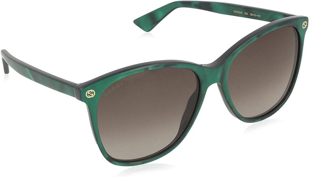 Gucci occhiali da sole  donna 0024S_004