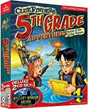 ClueFinders 5th Grade Adventures: Secret of the Living Volcano