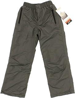 62588b466455a World Famous Sports Boys Pull On Kids Ski Pants