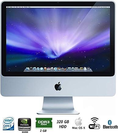 Apple MB417LL/A iMac 20in Intel Core 2 Duo 2GB RAM, 320GB...