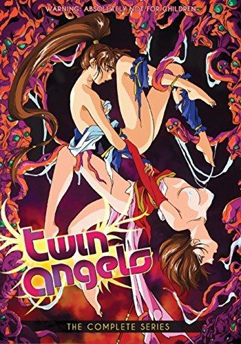 TWIN ANGELS Episodes 1-8 Complete OVA 2 DVD set - Kitty Media [並行輸入品]
