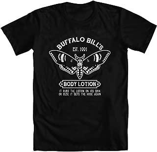 GEEK TEEZ Buffalo Bill's Body Lotion Men's T-Shirt