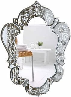 Elegant Lighting Venetian MR-2011C Clear Mirror, 20.7