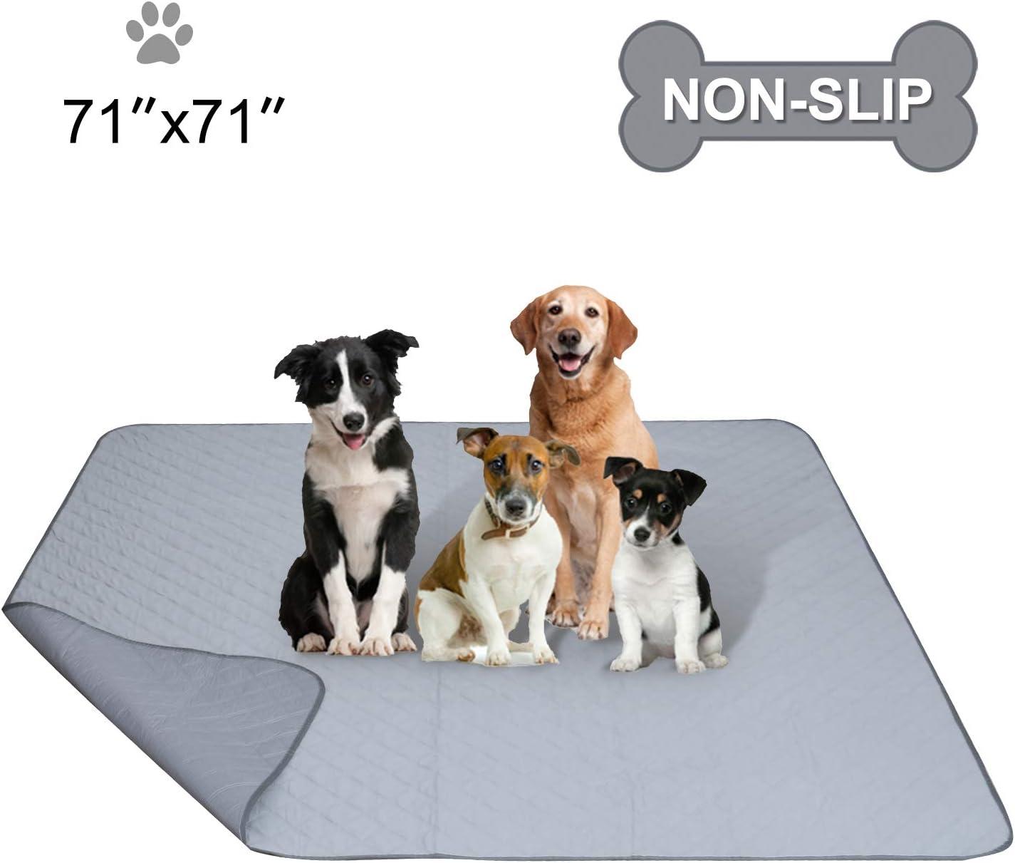Niubya Washable Dog Pee Pads