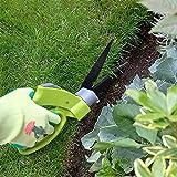 Immagine 2 cesoie per erba girevole a