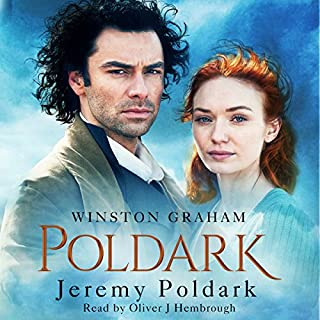 Jeremy Poldark: Poldark, Book 3 cover art