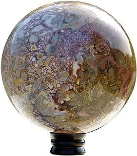 Natural White Ocean Orbicular Jasper Quartz Crystal Gemstone Reiki Aura Healing Energy Stone Sphere Home Healing Decorative Positive Energy