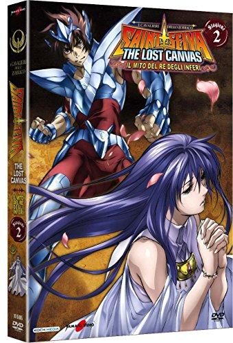 I Cavalieri dello Zodiaco-The Lost Canvas Serie 2 (3 DVD) (3 DVD)