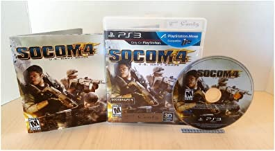 SOCOM 4 : US Navy Seals PS3