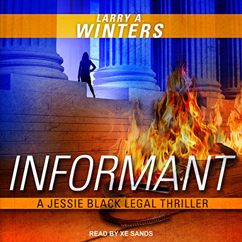 Informant audiobook cover art