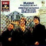 Brahms: Trio for Piano, Violin & Cello No.1 in B major Op.8