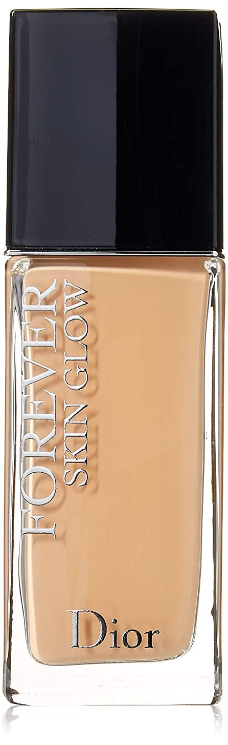 記念力学測定クリスチャンディオール Dior Forever Skin Glow 24H Wear High Perfection Foundation SPF 35 - # 2.5N (Neutral) 30ml/1oz並行輸入品