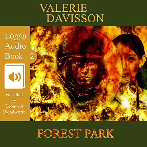 Forest Park audiobook cover art