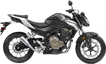 16-18 Honda CBR500R: Leo Vince LV-10 Slip-On Exhaust (Stainless Steel)